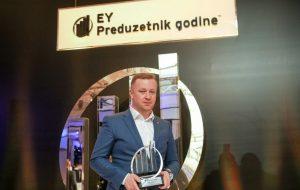 Nagrada EY Brzorastući Preduzetnik godine odlazi u Transferu
