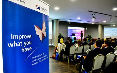 The First Kaizen Congress in Serbia organized with the support of Transfera