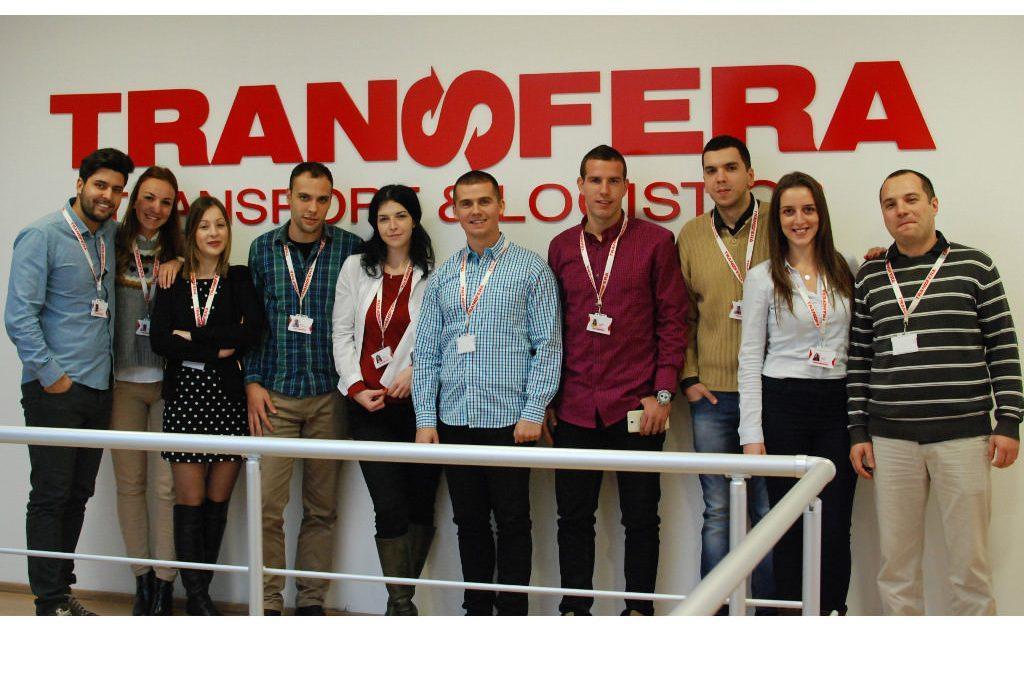 Transfera ha assunto i 10 giovani ingegneri