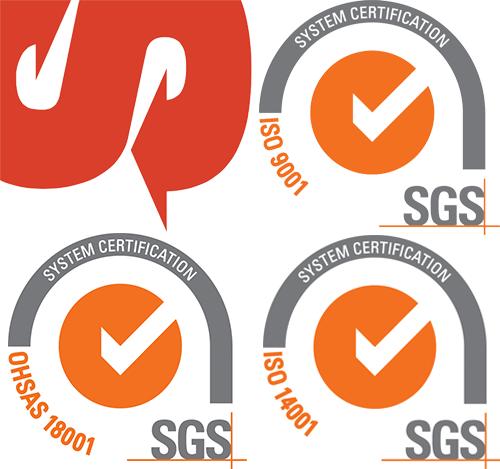 SGS hat Transfera zertifiziert