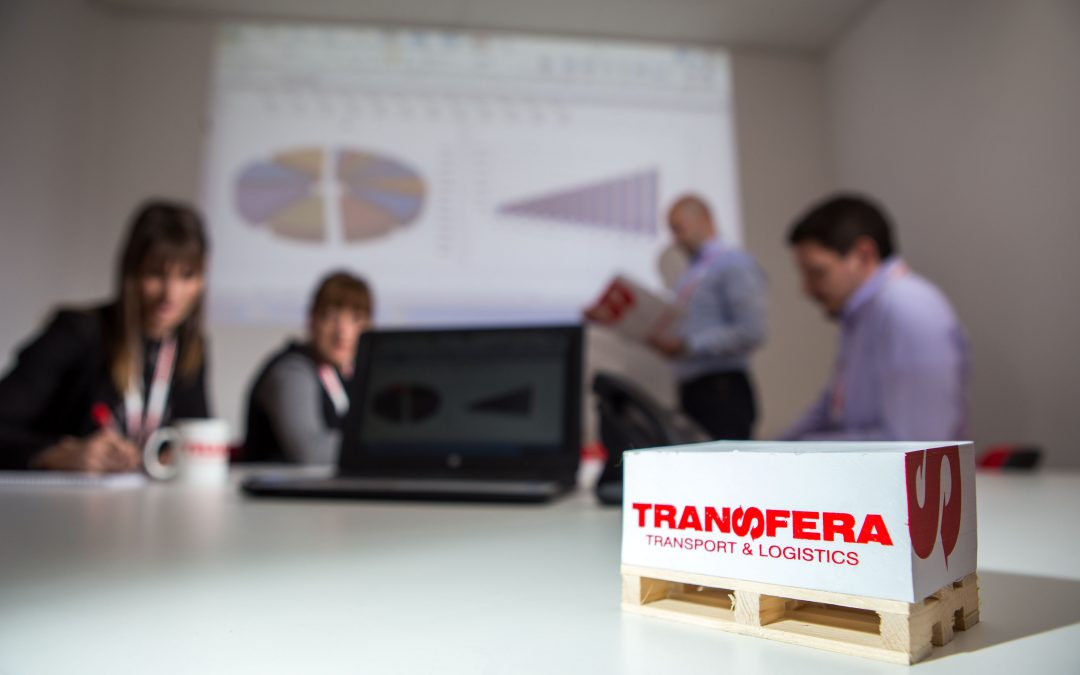 Transfera and E&Y signed a contract for auditing services