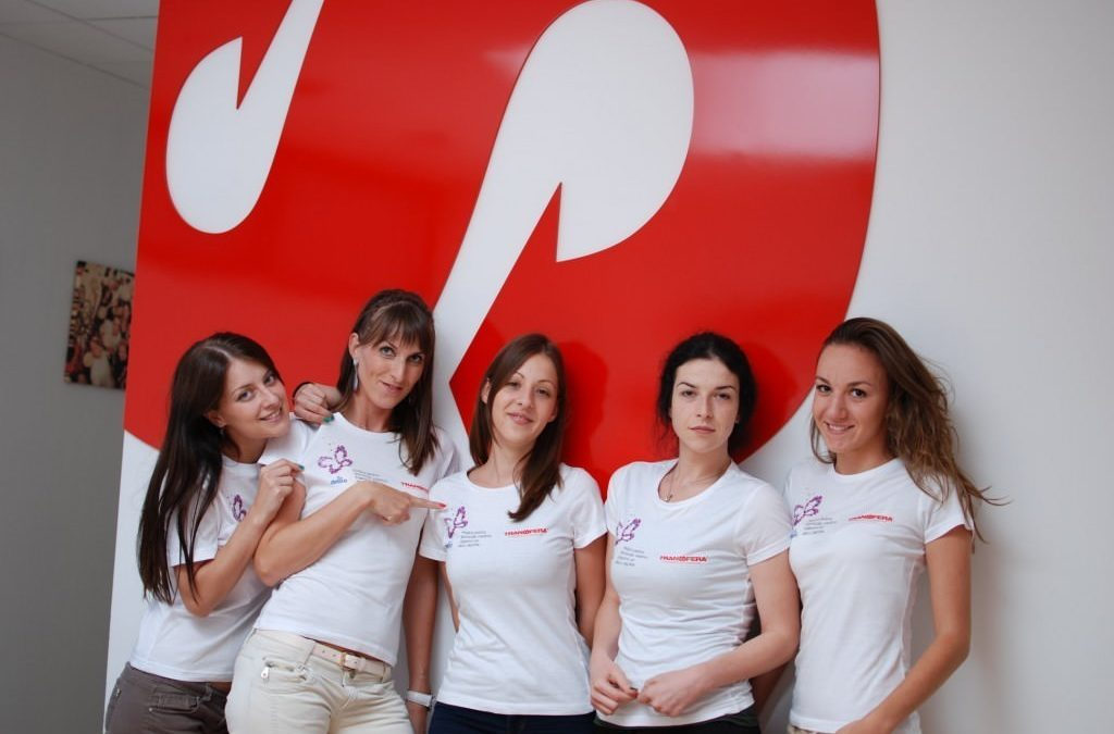 """Transfera supports campaign for """"Butterfly children"""""""