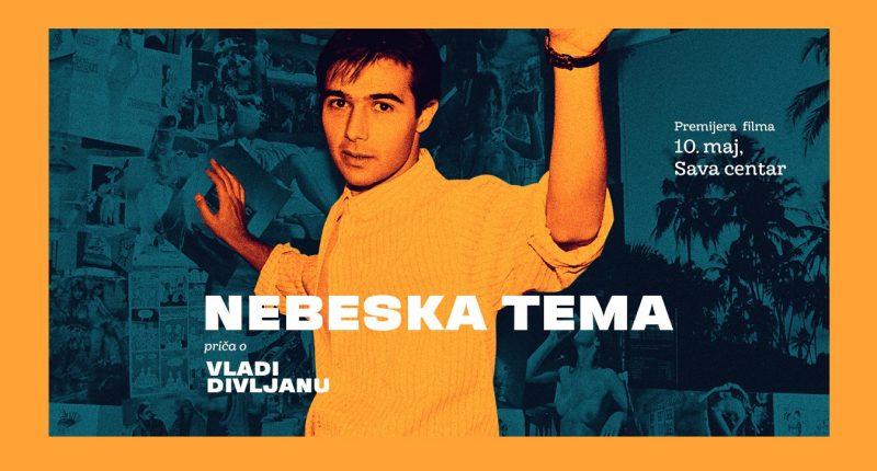 """Transfera come sponsor orgoglio so del film """"Nebeska tema"""" – Storia di Vlada Divljan"""