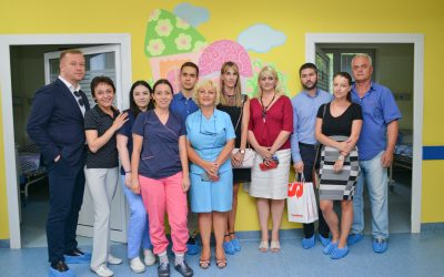 Transfera helped children with malignant and other rare diseases