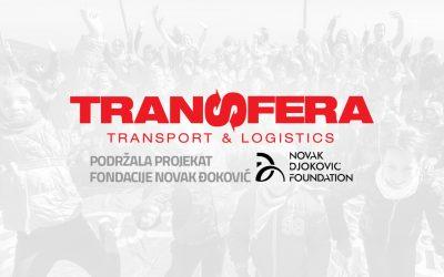 Transfera podržala Fondaciju Novak Đoković u obnovi vrtića u Svilajncu