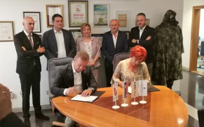 """Transfera in Krusevac: A donation to the Home for children and youth """"Jefimija"""""""