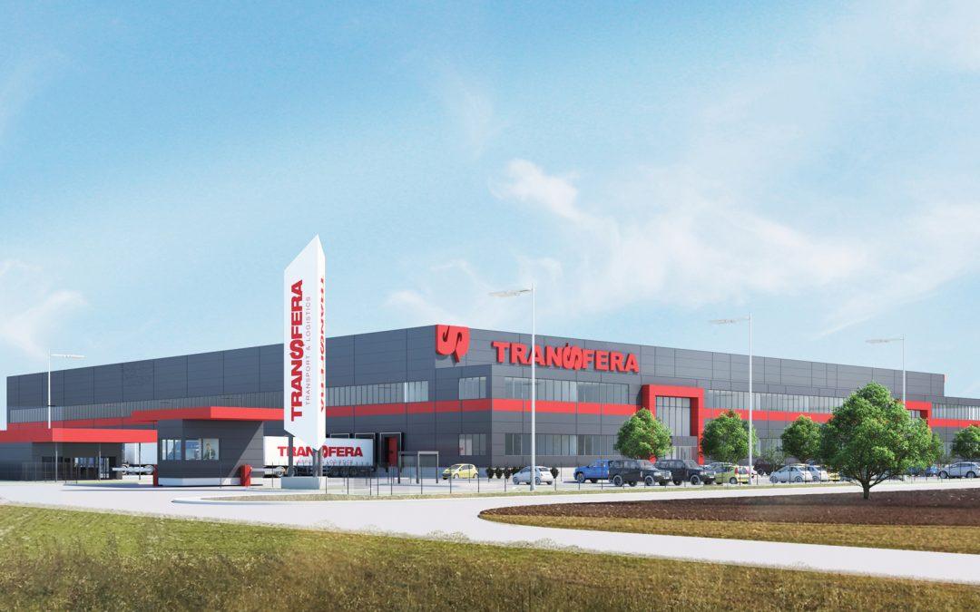 Transfera announces the start of construction of its Logistics Park (TLP)