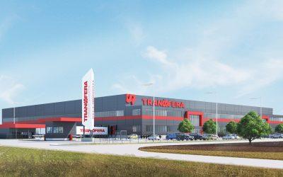 Transfera annuncia l'inizio della costruzione del suo parco logistico (TLP)
